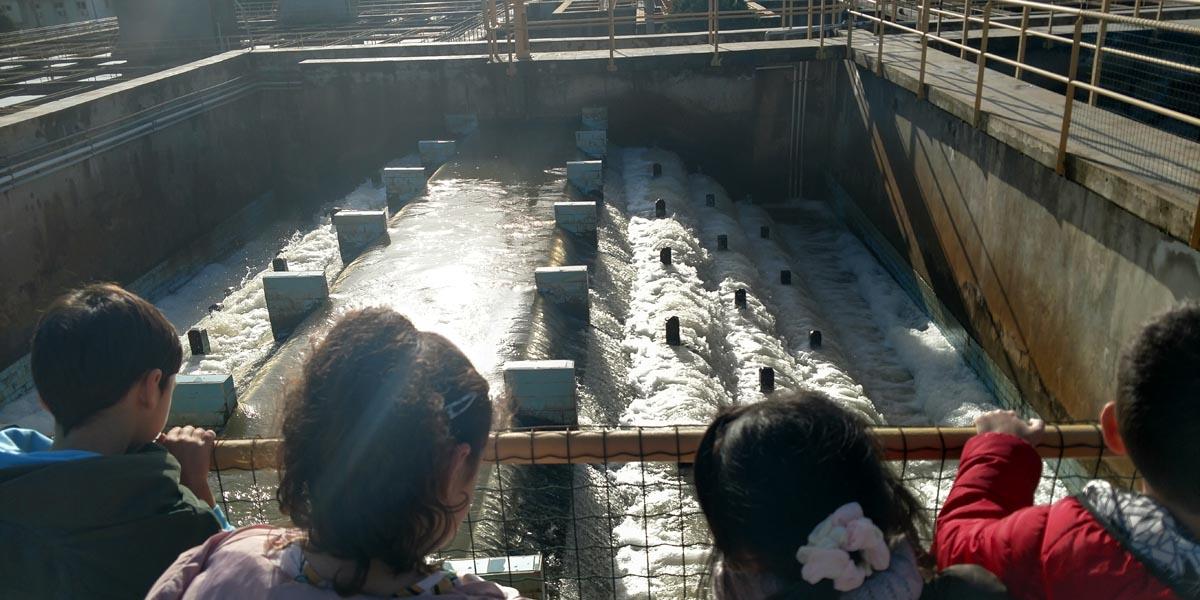 Water Treatment Field Trip Mef International Schools Izmir